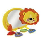 Product Review – Fisher-Price Precious Planet Crib-to-Floor Mirror