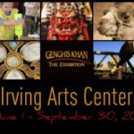 Genghis Khan at the Irving Arts Center