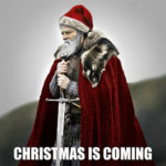 Brace yourselves…