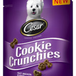 Product Review – Cesar Cookie Crunchies Treats for Small Dogs