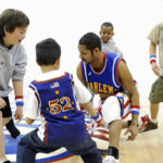 Harlem Globetortters Skills Clinics