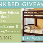 Sign-ups Open for NO COST Bunkbed Giveaway