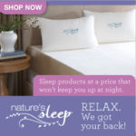 Coupon – 70% Off @ Nature's Sleep