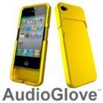 AudioGlove iPhone 4 Case @ Happy Freebie