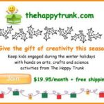 Coupon – 50% off a 3-month Subscription @ The Happy Trunk
