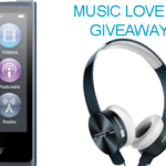 Music Lovers Giveaway [ENDED]
