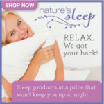 Coupon – 45% off @ Nature's Sleep