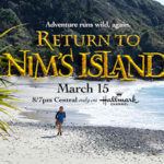 Return to Nim's Island Blu-ray Combo Pack Giveaway [ENDED]