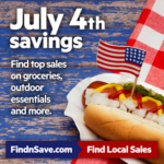 Guest Article – Last Minute 4th of July Sales
