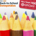 Find&Save Back to School Sweepstakes