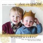 Coupon — 15% Off Holiday Card Orders @ Tiny Prints