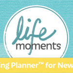 The Life Moments Shopping Planner for New Moms