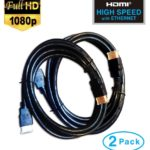Product Review – Solid Cordz 6 ft High Speed HDMI Cable with Ethernet (28 AWG)
