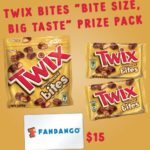 The TWIX Bites Prize Pack Giveaway [ENDED]