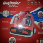 Product Review – Rug Doctor Portable Spot Cleaner