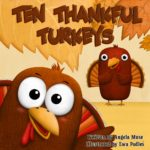 Ten Thankful Turkeys Book Blast and Giveaway!