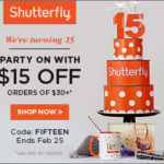 Coupon – Additional 20% OFF for New Customers @ Shutterfly