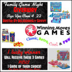 Blogger Opp ~ Family Game Night With Winning Moves Games
