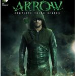Arrow Season 3 Box Set Release Date