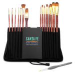 Product Review – Santa Fe Art Supply Artist Brush Set
