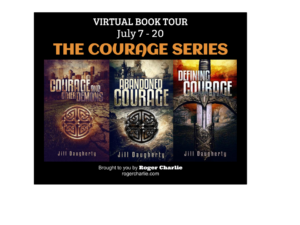 Courage Series VBT Badge