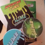 Product Review – Glow in the Dark Slime Science Kit