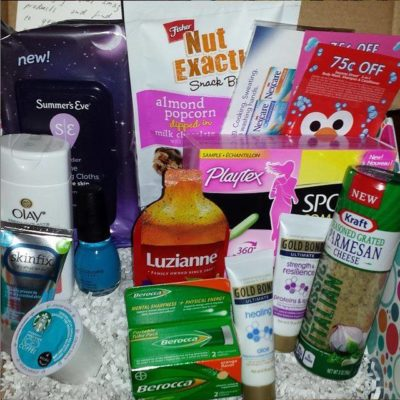 PINCHme Box for July 2015