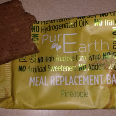 PurEarth Meal Replacement Bar