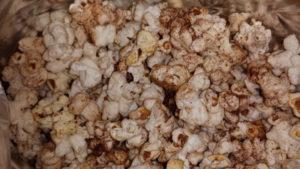Cinnimon Roll Popcorn