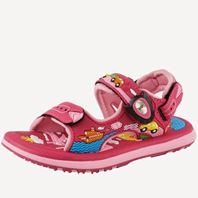 Easy Magnetic Snap Lock Closure Kids Water Sandals