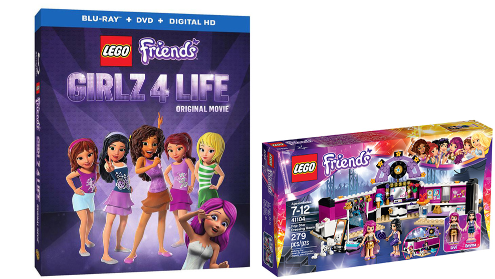 The Lego Friends Girlz 4 Life Giveaway Ended Misadventures Of
