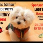 "Blogger Opp ~ The ""June Edition"" LootPets Giveaway"