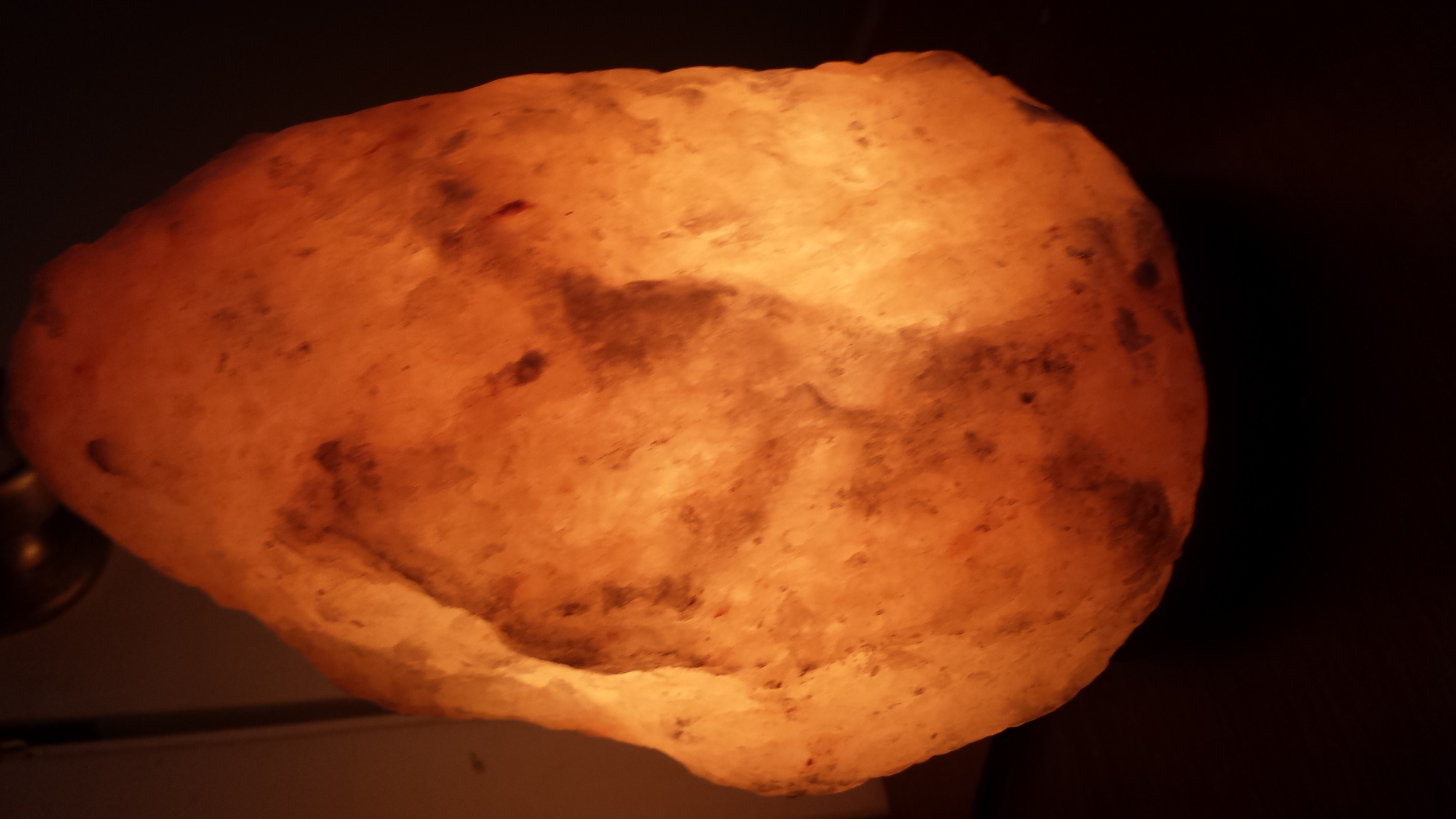 Product Review – Himalayan Salt Lamp