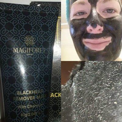 Magiforet Blackhead Peel Off Mask