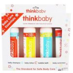 ThinkBaby Baby Body Essentials Set Review and Giveaway