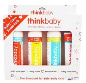 ThinkBaby Baby Body Essentials Set