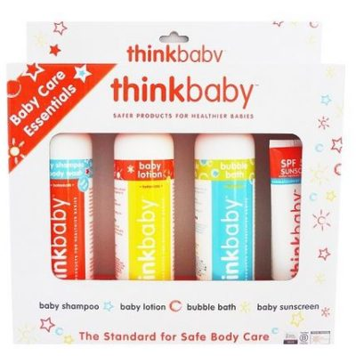 ThinkBaby Baby Body Essentials Set