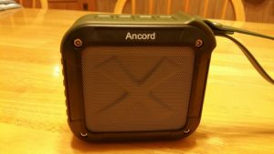 Ancord Bluetooth Shower Speaker