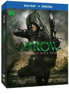 Arrow - The Complete Sixth Season