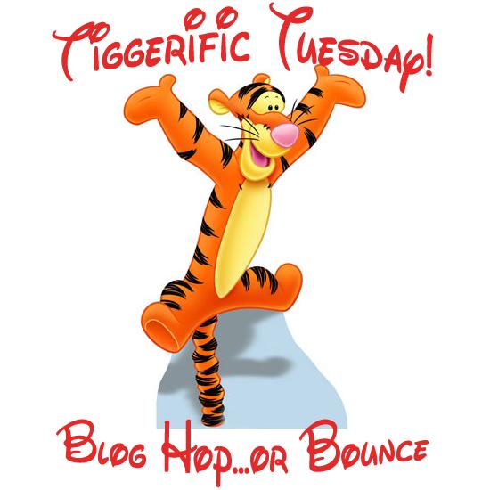 Tiggerific Tuesday